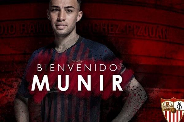 Mercado: Sevilha contrata Munir El Haddadi ao Barcelona