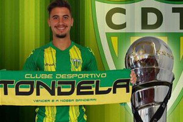 47393e6955 Mercado  OFICIAL - Raphael Guzzo emprestado ao Tondela pelo Benfica ...