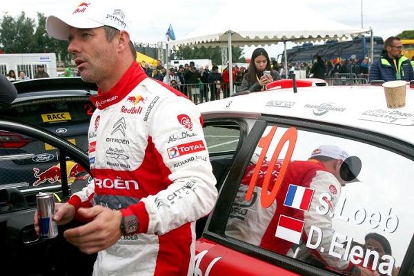 Loeb regressa ao Mundial de ralis ao assinar pela Hyundai por dois anos