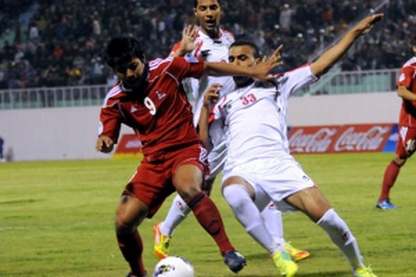 Palestina indica Jordânia como palco dos jogos com Arábia Saudita e Malásia