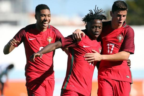Portugal vence Holanda no segundo jogo do Torneio de Desenvolvimento da UEFA