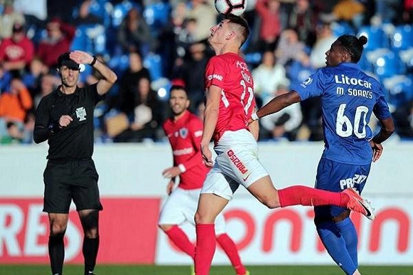 Crónica: Feirense recupera dois golos e empata com Santa Clara