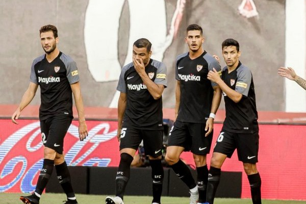 Golo de André Silva garante vaga ao Sevilha nos oitavos de final da Taça do Rei