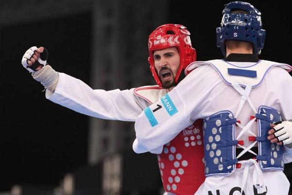 Taekwondo: Rui Bragança conquista medalha de bronze nos Mundiais