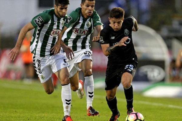 Médio Tiago Castro espera «clique» do Vitória de Setúbal diante do FC Porto
