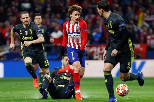 Mercado: Griezmann comunica ao Atlético de Madrid que quer sair