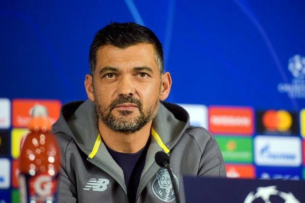 de11a5c442 Sérgio Conceição espera jogo difícil frente «à equipa revelação» da I Liga