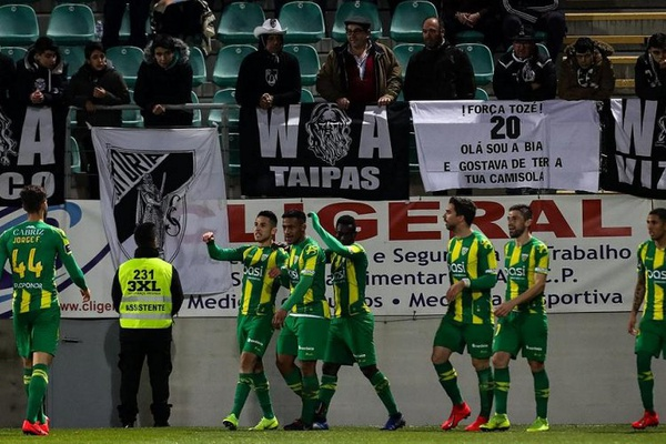Crónica: Delgado dita vitória do Tondela frente ao Vitória de Guimarães