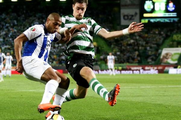 I Liga: Já há onzes oficiais para o «clássico» entre Sporting e FC Porto