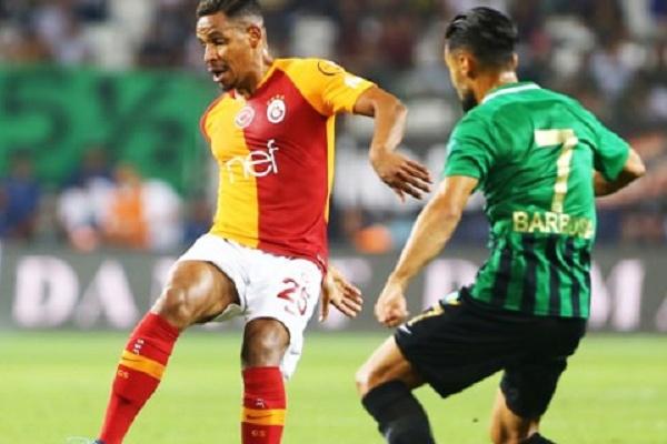 À atenção do FC Porto: Galatasaray surpreendido pelo Akhisar Belediye