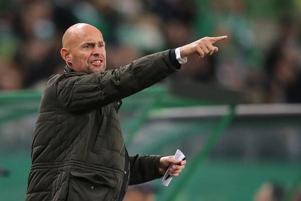 Marcel Keizer: «Hoje jogámos de uma forma diferente do que fizemos com o Braga»