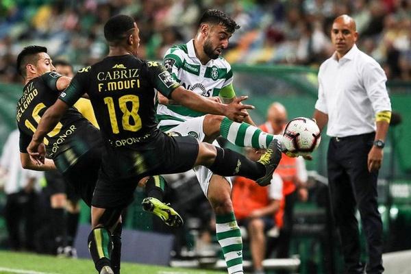Síntese: Sporting empata com Tondela na despedida de Alvalade