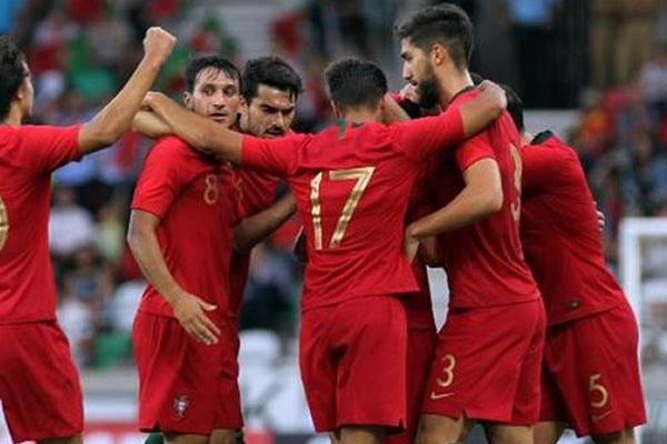 Portugal em vantagem no «play-off» do Europeu de sub-21 após triunfo na Polónia