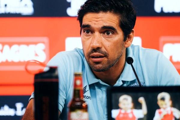 Abel Ferreira elogia 'leões' mas Sporting de Braga «joga sempre para vencer»