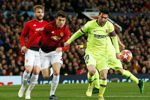 LC: Valverde confirma que Messi está operacional para jogo com Manchester United