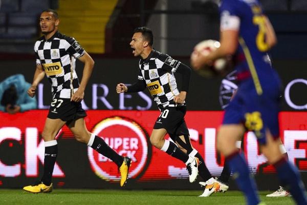 I Liga: Chaves e Boavista empatam 1-1 em jogo entre 'aflitos'