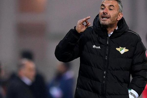Ivo Vieira: «É frustrante sofrer um golo aos 90+2 minutos»