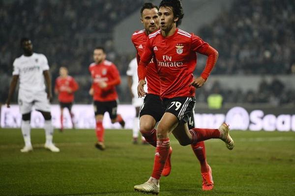 Crónica: Golo de João Félix coloca Benfica nas meias-finais da Taça de Portugal