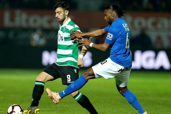 Crónica: Inspiração de Bruno Fernandes dá vitória ao Sporting sobre o Feirense