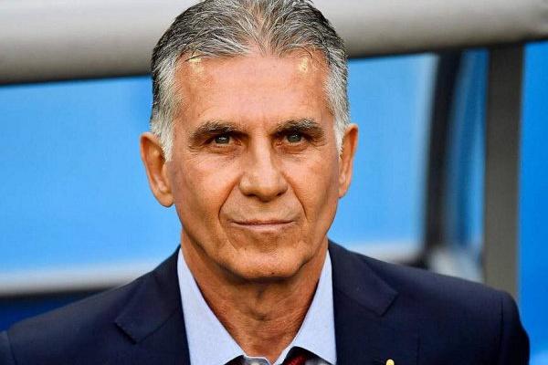 Taça Asiática: «Se jogarmos bem, temos boas chances de vencer», diz Carlos Queiroz