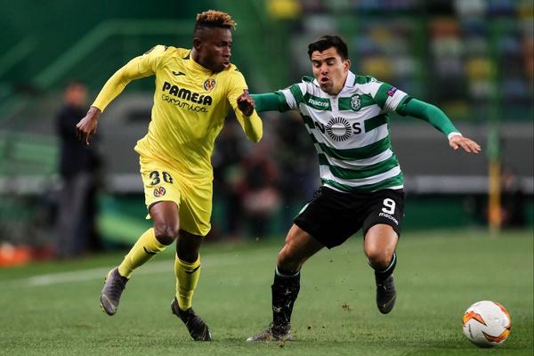 Crónica: Sporting descrente e sem fio de jogo perde com Villarreal