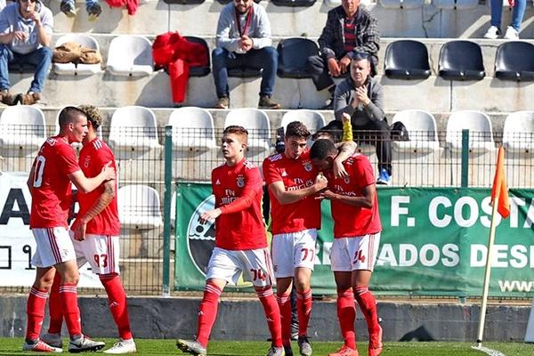 II Liga: Benfica B vence Varzim com golo solitário de Willock