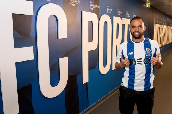 Paulinho fez primeiro treino como jogador do FC Porto