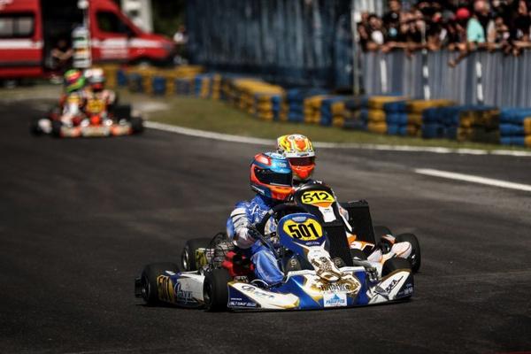 Campeonato de Portugal de Karting KIA animado em Leiria
