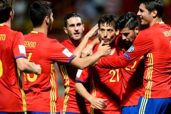568396b8e1 Mundial-2018  Morata e Sergi Roberto de fora dos 23 convocados da Espanha