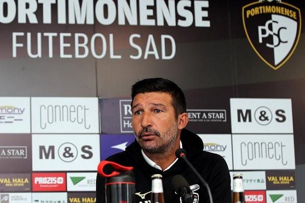 António Folha antevê Feirense: «Sabendo que vamos ter um jogo muito difícil»