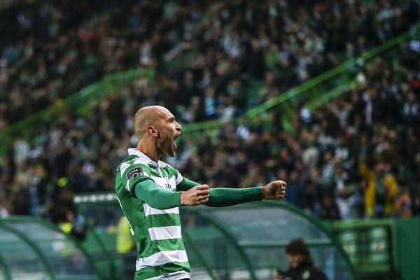 Bruno Fernandes e Bas Dost fazem o Sporting 'respirar' com triunfo sobre o Braga