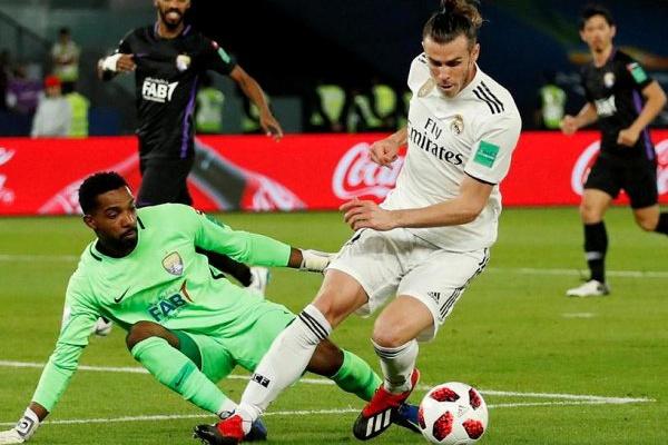 3d92a1667f Mundial de clubes  Real Madrid sagra-se campeão pela terceira vez  consecutiva