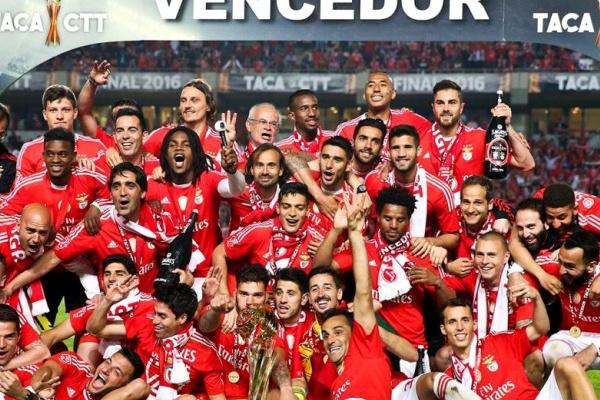 Taça da Liga: Benfica é o incontestável 'rei', com sete títulos