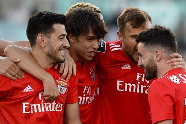 I Liga: Benfica vence em Vila do Conde e está a um ponto do título