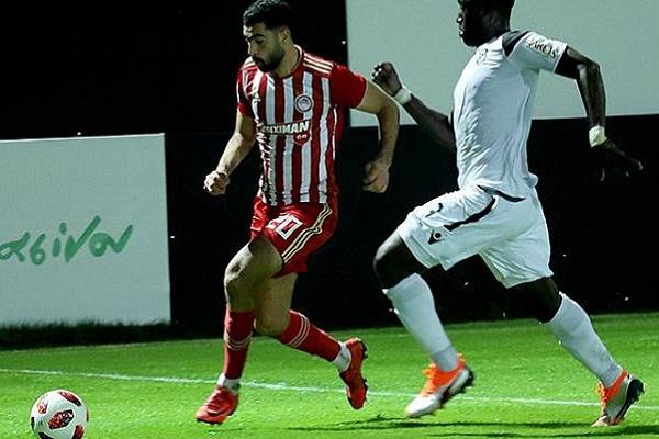 Olympiacos perde em Creta e soma terceiro jogo sem vencer no campeonato