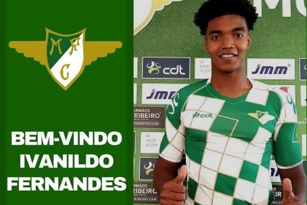 Mercado: Ivanildo Fernandes confirmado no plantel principal na próxima época