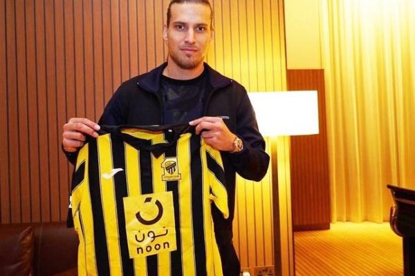 Mercado: Prijovic muda-se do PAOK para o Al-Ittihad