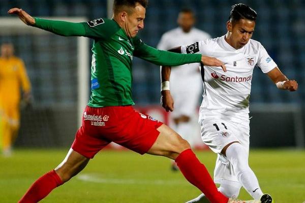 I Liga: Marítimo vence Santa Clara e leva três vitórias seguidas na Liga