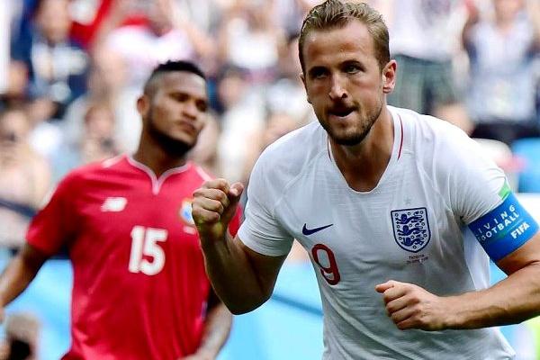 Harry Kane nos pré-convocados da Inglaterra para a Liga das Nações