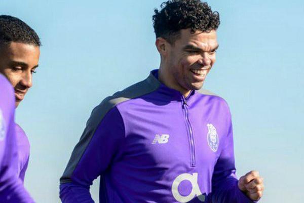 Pepe «está disponível» para jogo com o Sporting, revela Sérgio Conceição