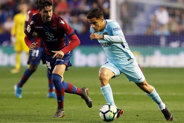Presidente do Levante vai protestar por o Barcelona ter utilizado jogador suspenso