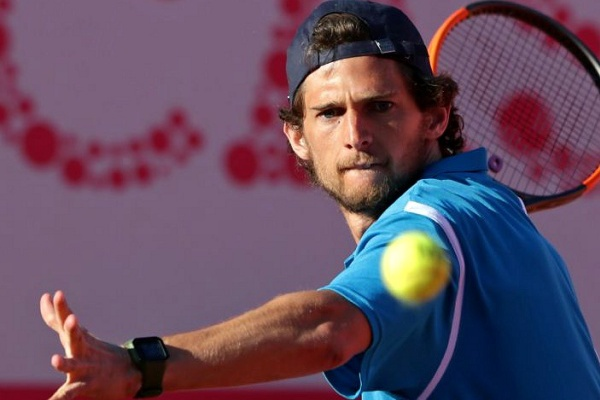 Pedro Sousa torna-se o sexto português a entrar no 'top 100' do ténis mundial