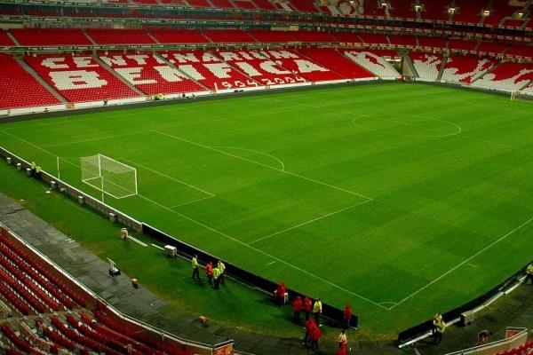 Benfica avança com providência cautelar contra interdição da Luz por quatro jogos