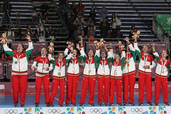 Programa do Europeu de futsal feminino
