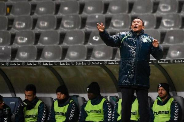 Lito Vidigal: «Tenho a certeza que fomos superiores ao Braga»