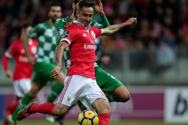 I Liga: Benfica procura regressar à liderança na visita ao Moreirense