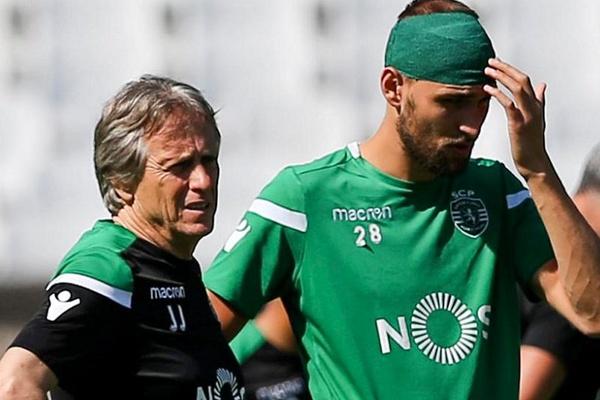 Bas Dost: «Se Jesus não fosse o treinador, nunca teria jogado no Sporting»