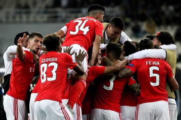 Taça de Portugal: Benfica defronta Sertanense na estreia dos primodivisionários