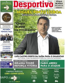 Banca De Jornais Desportivo De Guimarães Futebol 365