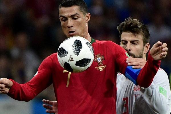 Divida de Ronaldo desce para 16,7ME após o fisco espanhol devolver 2,1ME